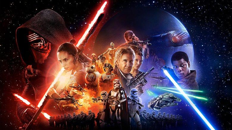 Kanal 5 - Star wars: The force awakens