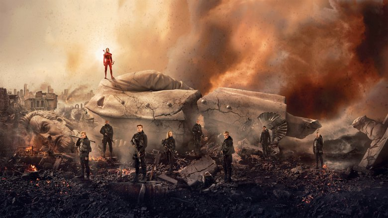 Kvällens rekomenderade film: The Hunger Games: Mockingjay - Part 2