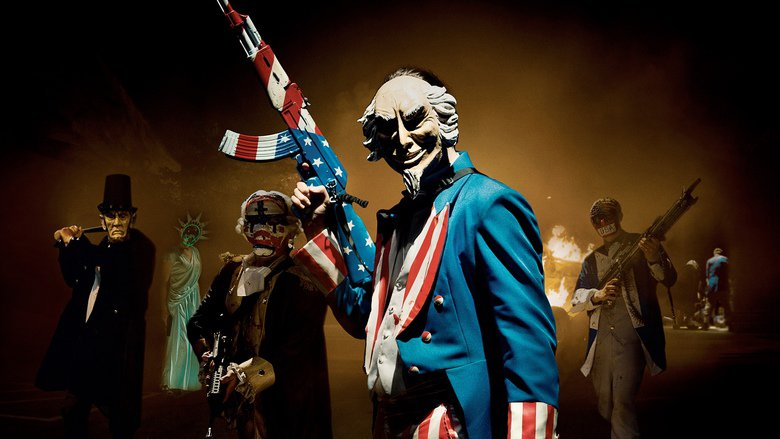 C More Hits - The purge: Election year