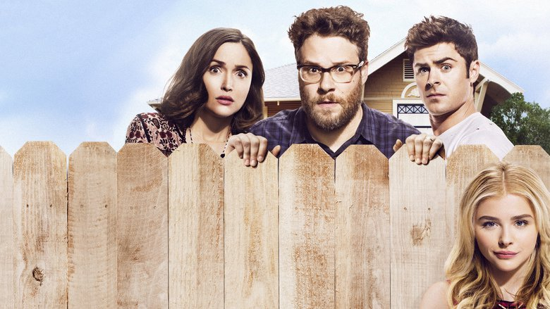hits.cmore.se - Bad neighbours 2