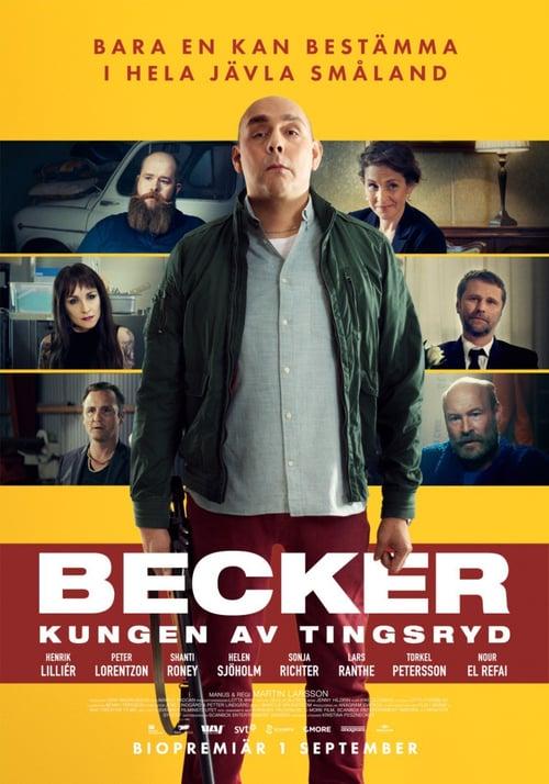 Becker - kungen av Tingsryd