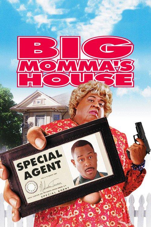 Big Mommas hus