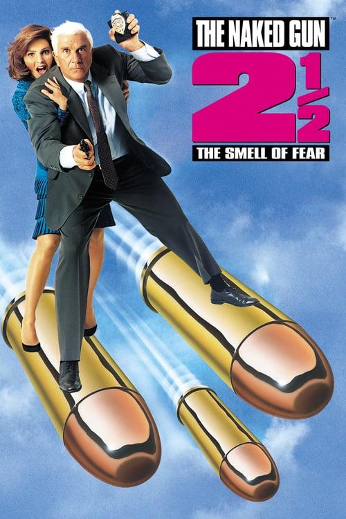 Den nakna pistolen 2 1/2: Doften av rädsla