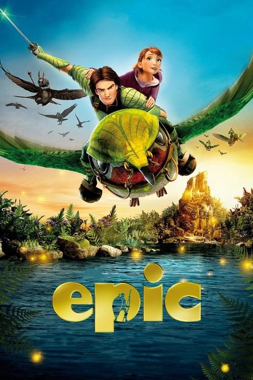 Epic: Skogens hemliga rike