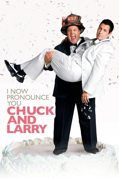 Härmed förklarar jag er Chuck och Larry