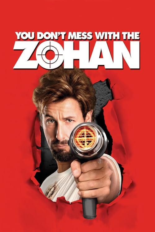 Jiddra inte med Zohan