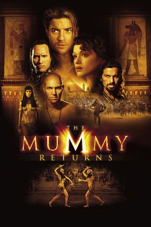 Mumien - återkomsten