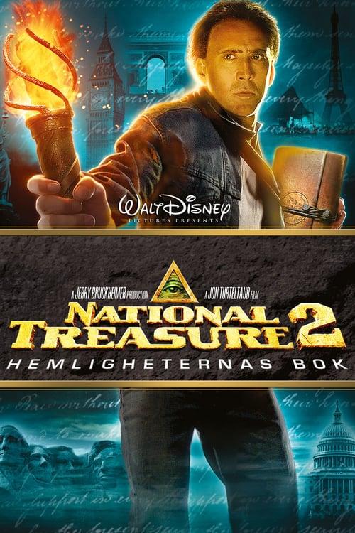 National treasure: Hemligheternas bok