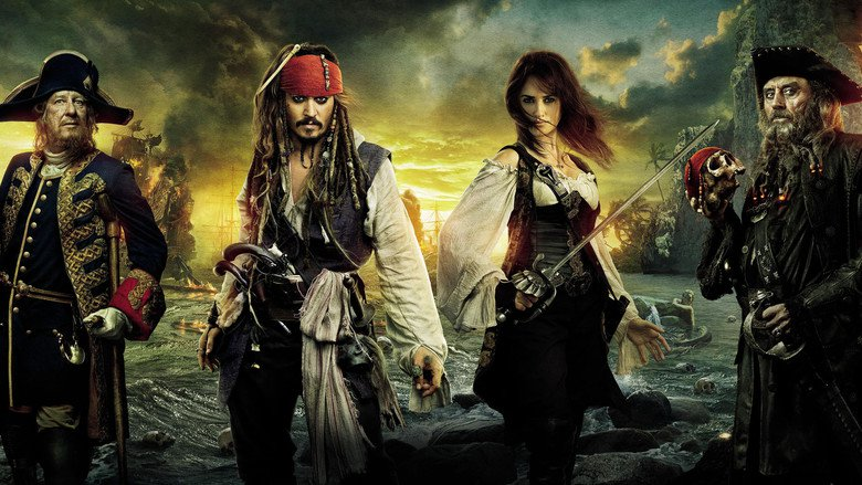 Pirates of the Caribbean: I främmande farvatten