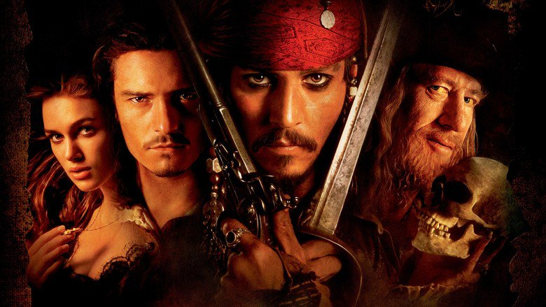 Pirates of the Caribbean: Svarta Pärlans förbannelse