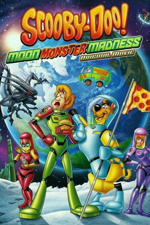 Scooby-Doo! Moon monster madness