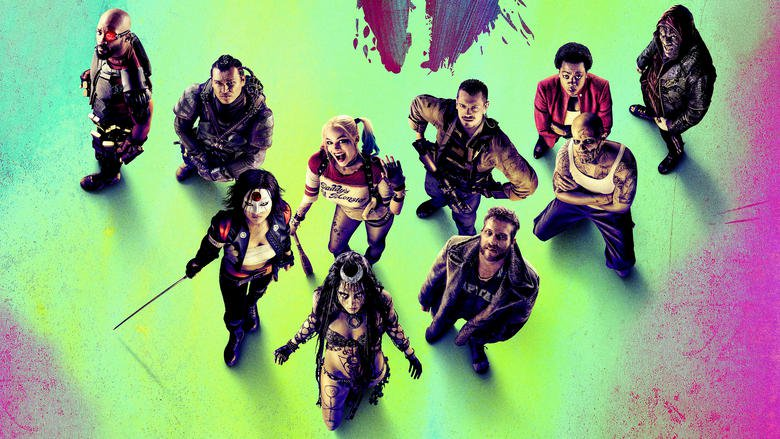 C More First - Suicide squad