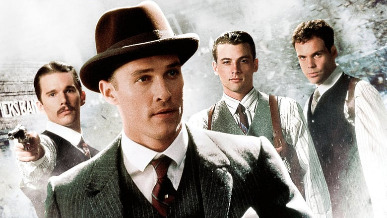 stars.cmore.se - The Newton Boys