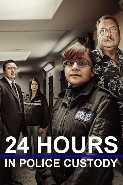 24 timmar i häktet