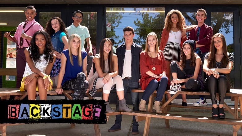 Disney Channel - Backstage