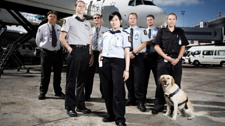 TV12 - Border patrol