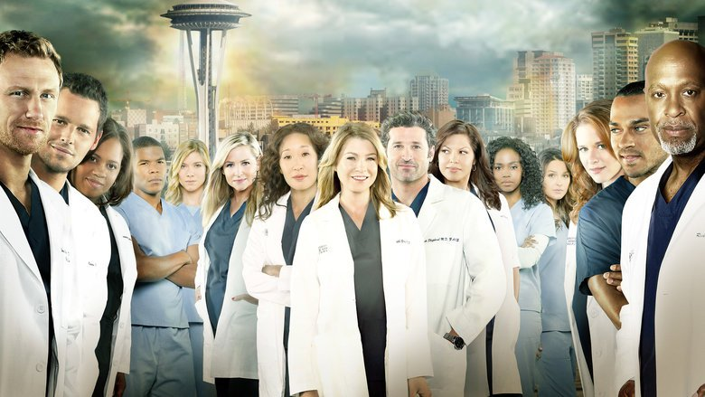 Kanal 5 - Grey's anatomy