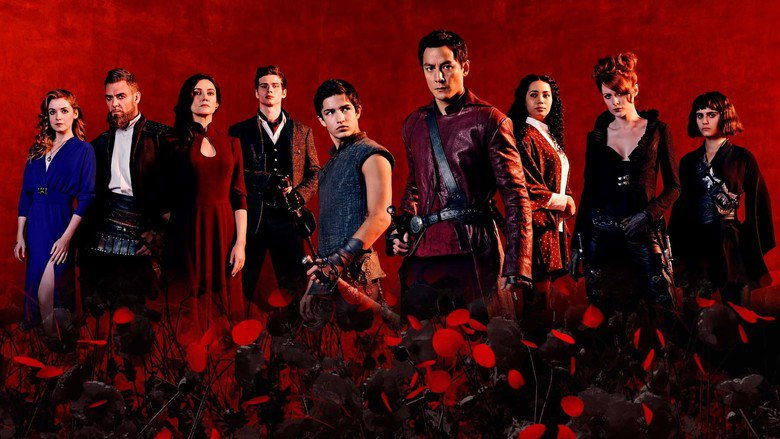 C More Series - Into the badlands