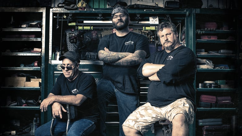 Discovery Channel - Misfit garage