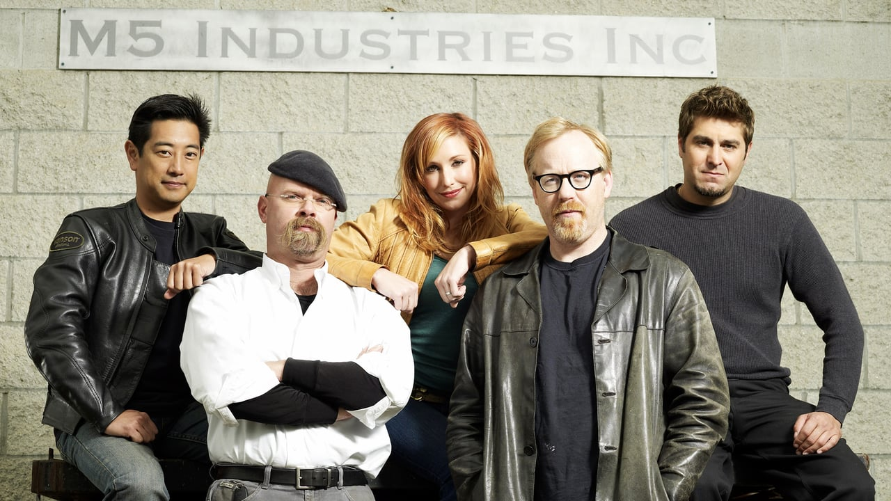 Discovery Channel - Mythbusters