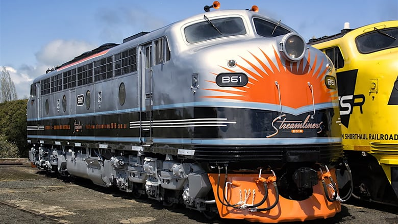 discoverychannel.se - Railroad Australia