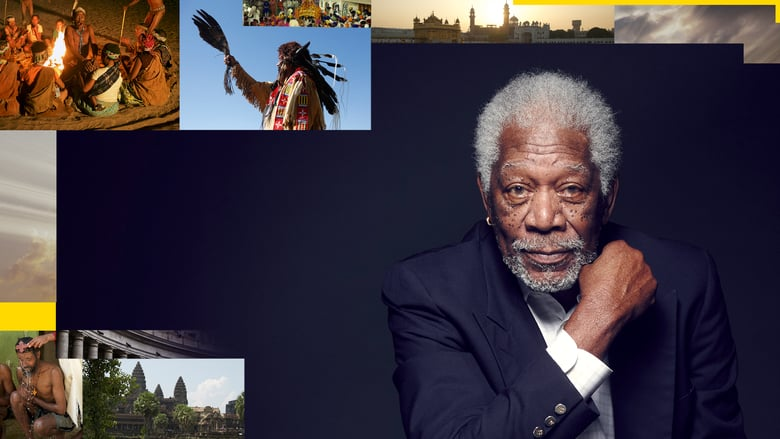 National Geographic - The story of God with Morgan Freeman