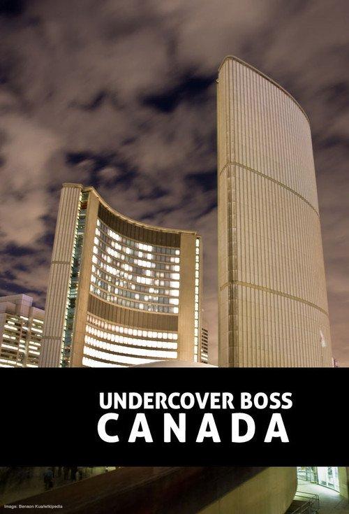 Undercover boss Canada