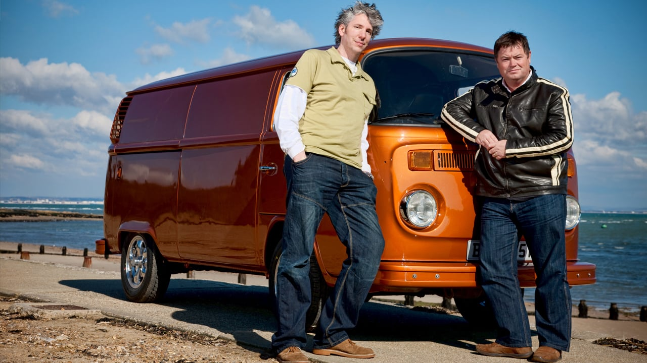 Discovery Channel - Wheeler dealers