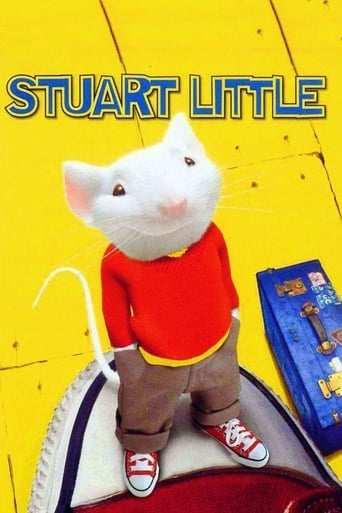 Bild från filmen Stuart Little