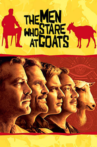 Film: The Men Who Stare at Goats