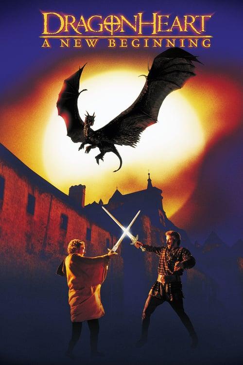 Film: Dragonheart 2 - En andra chans