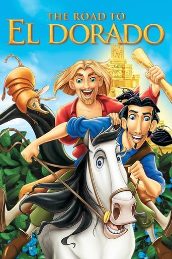 Bild från filmen Vägen till El Dorado