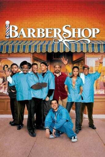 Bild från filmen Barbershop