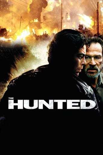 Bild från filmen The hunted