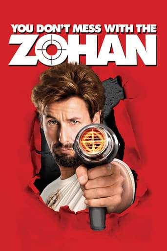 Film: Jiddra inte med Zohan