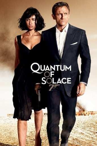 Bild från filmen Quantum of solace