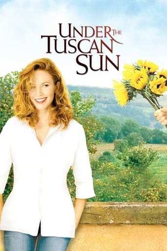 Från filmen Under Toscanas sol som sänds på Sjuan
