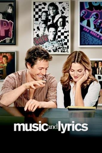 Från filmen Music and lyrics som sänds på Kanal 5