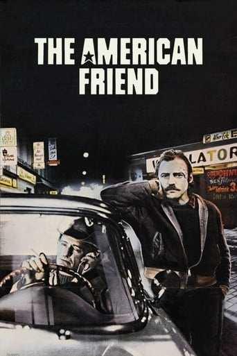 Den amerikanske vännen