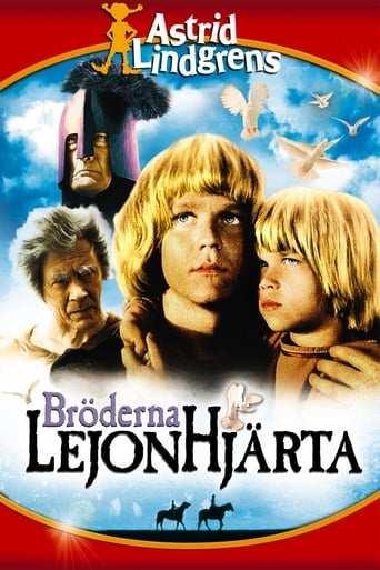 Film: Bröderna Lejonhjärta