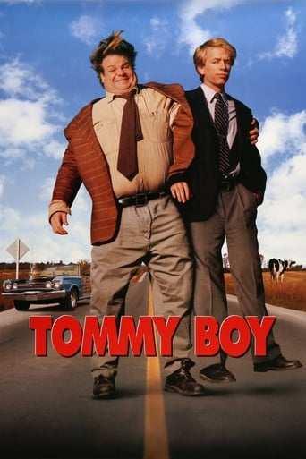 Bild från filmen Tommy boy