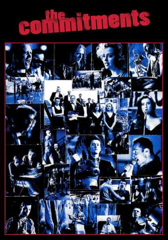 Bild från filmen The Commitments