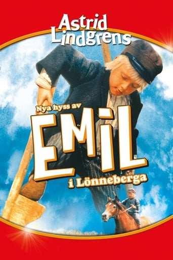 Bild från filmen Nya hyss av Emil i Lönneberga