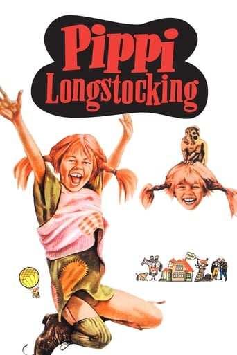 Bild från filmen Pippi Långstrump