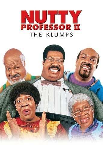 Den galna professorn 2 - Klumps