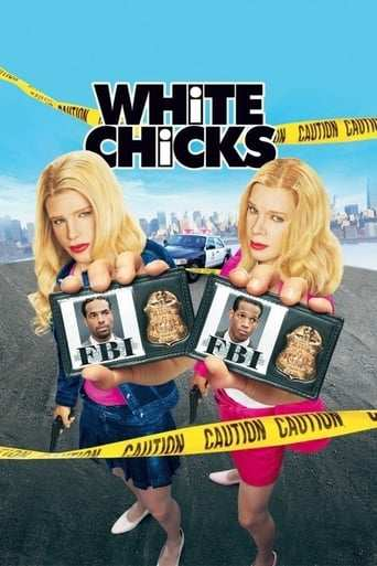 Från filmen White chicks som sänds på TV12