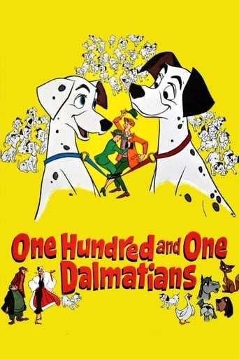 Film: Pongo och de 101 dalmatinerna
