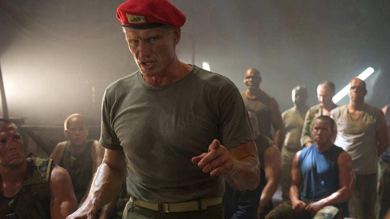 Universal soldier regisserad av Roland Emmerich