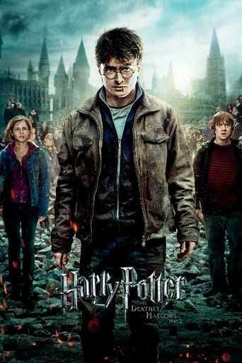 Bild från filmen Harry Potter och dödsrelikerna: Del 2