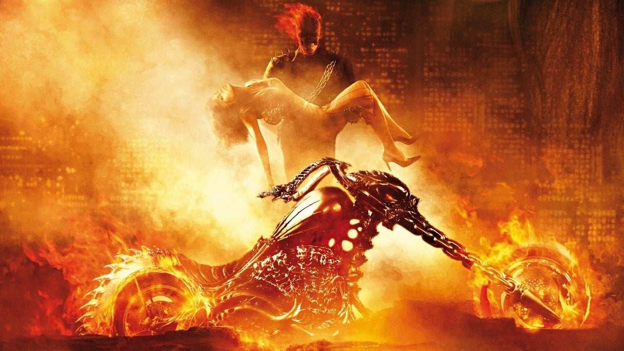 Ghost rider regisserad av Mark Steven Johnson